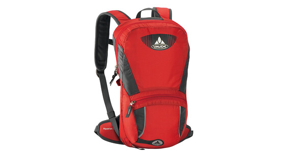 Vaude Aquarius 7+3 red/anthracite